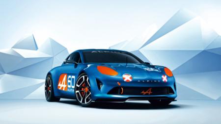 Un motor turbo de 300 CV suena como una excelente idea para dar vida al nuevo Renault Alpine