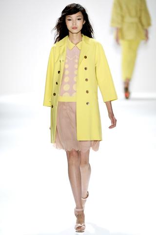 Jill Stuart Primavera-Verano 2012