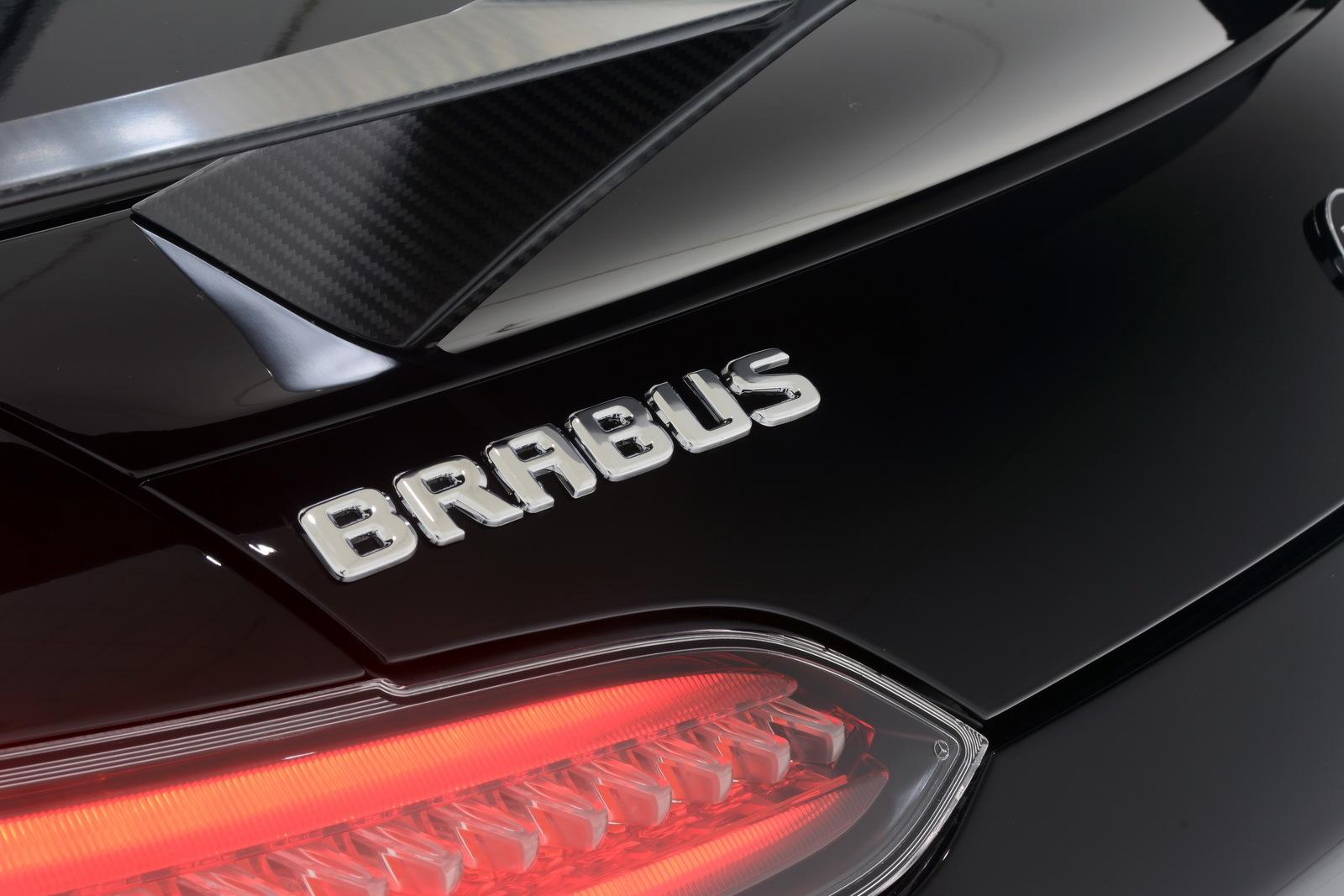 Foto de Brabus Mercedes-AMG GT S (31/38)