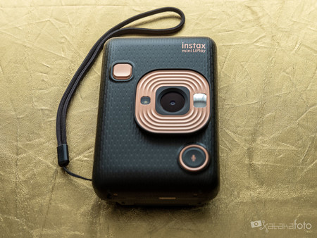 Fujifilm Instax Liplay 4323