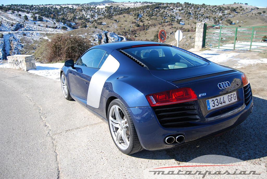 Foto de Audi R8 4.2 FSI R tronic (prueba) (6/50)