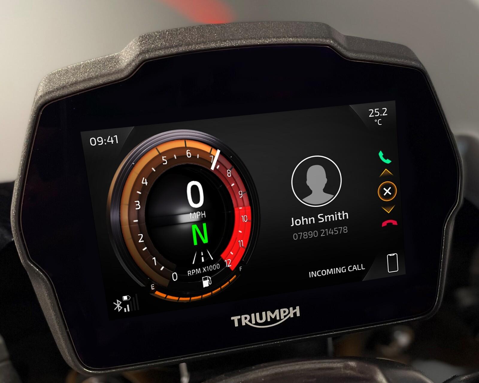 Foto de Triumph Speed Triple 1200 RS 2021 (4/71)