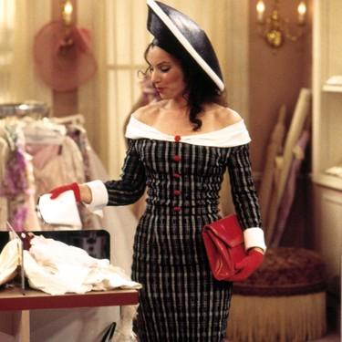 """""""The Nanny"""" llega a Amazon Prime y el armario de Fran Drescher se convierte en la obsesión de toda fashionista"""