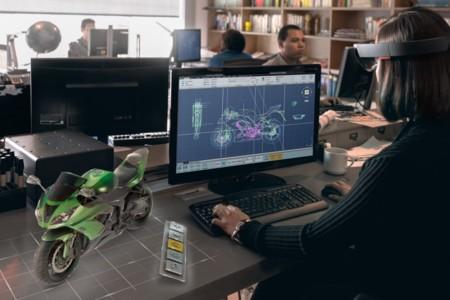 Samsung también querría colaborar en el desarrollo de los Microsoft Hololens