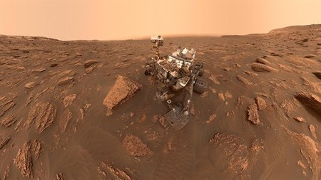 Desde 2012, el Curiosity ya ha recorrido 20 kilómetros de suelo marciano