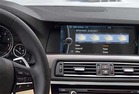 BMW ConnectedDrive, la conexión entre coche y conductor evoluciona