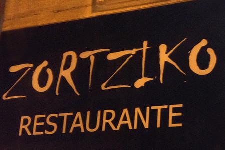 Restaurante Zortziko en Bilbao. Probando la cocina de Daniel García