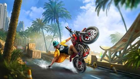 Análisis de Urban Trial Playground. Nintendo sigue esperando su juego de motos de trial definitivo
