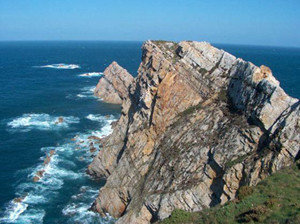Cabo Peñas: un balcón al Cantábrico