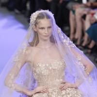 detalle vestido de novia Elie Saab Primavera-Verano 2014