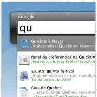 Nueva versión de Google Desktop para Mac, con soporte para 9 idiomas más (el español entre ellos)