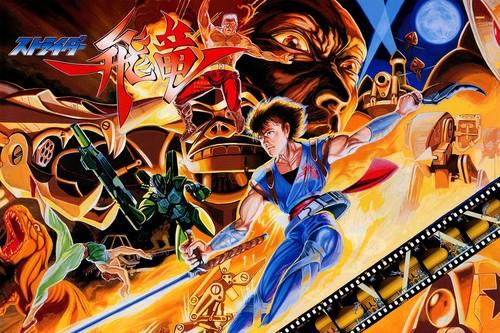 Retroanálisis de Strider, el ninja moderno de Capcom