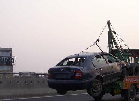 Mano dura para reincidentes y cafres: embargarles el coche