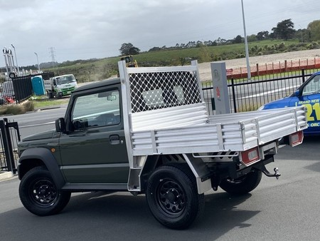 Suzuki Jimny Pick Up 02