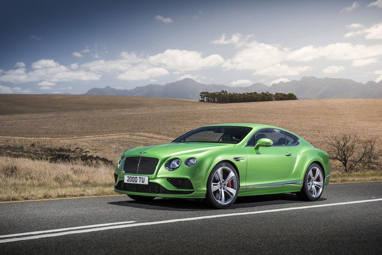 Foto de Bentley Continental 2015 (12/27)