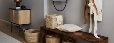 25 cestos rebajados de Zara Home y H&M Home que te ayudaran a tener tu casa más ordenada (y con mucho estilo)