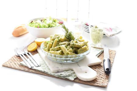 Pasta Con Pesto De Brocoli Vc18