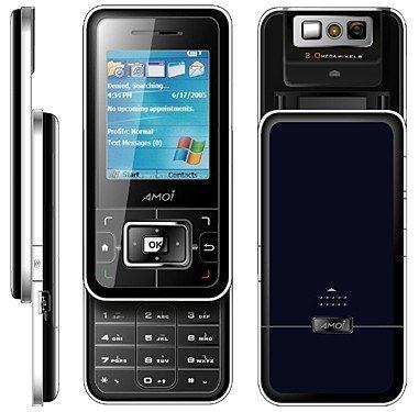 Amoi smartphones
