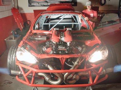 ¡Está vivo! Prepara tus oídos para escuchar el orgásmico sonido del Toyota GT86 con motor Ferrari