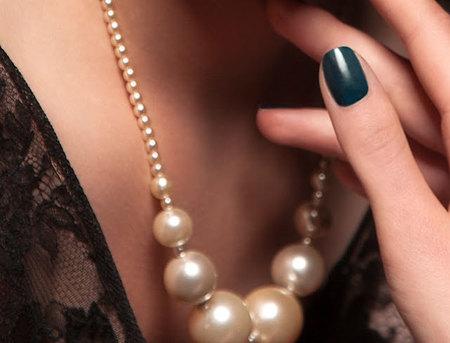 Tendencias maquillaje 2012/2013: este Otoño-Invierno los esmalte de uñas son azul vaquero