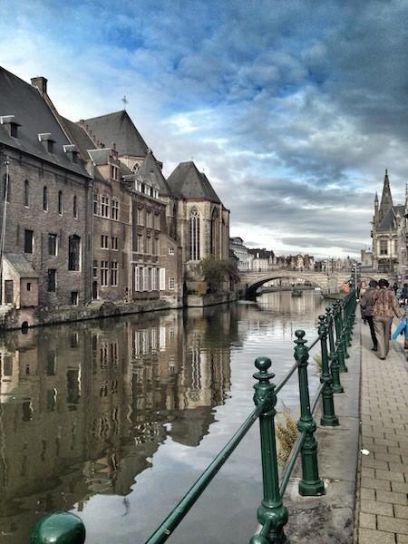 Todos los rincones que descubrí en Flandes (y II): Gante