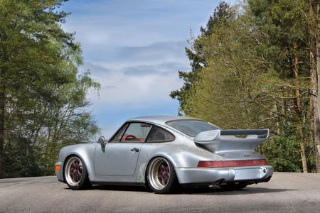 Porsche 911 RSR 3.8