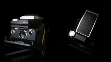 MINT SLR-670s Noir, una nueva oportunidad para las Polaroid SX-70