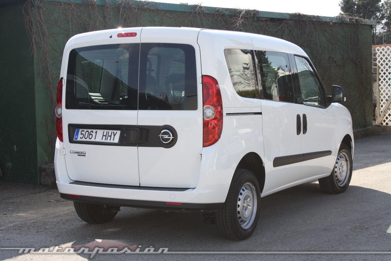 Foto de Presentación Opel Combo 2012 (20/28)