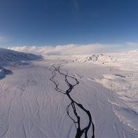 Un enorme agujero ha aparecido en mitad de la Antártida, y ningún científico tiene una explicación clara del porqué
