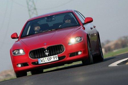El Maserati Quatroporte tendrá Stop&Start y tracción total en 2012