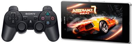 Sony Mobile añade compatibilidad con el mando DualShock 3 de PS3 a sus dispositivos Xperia