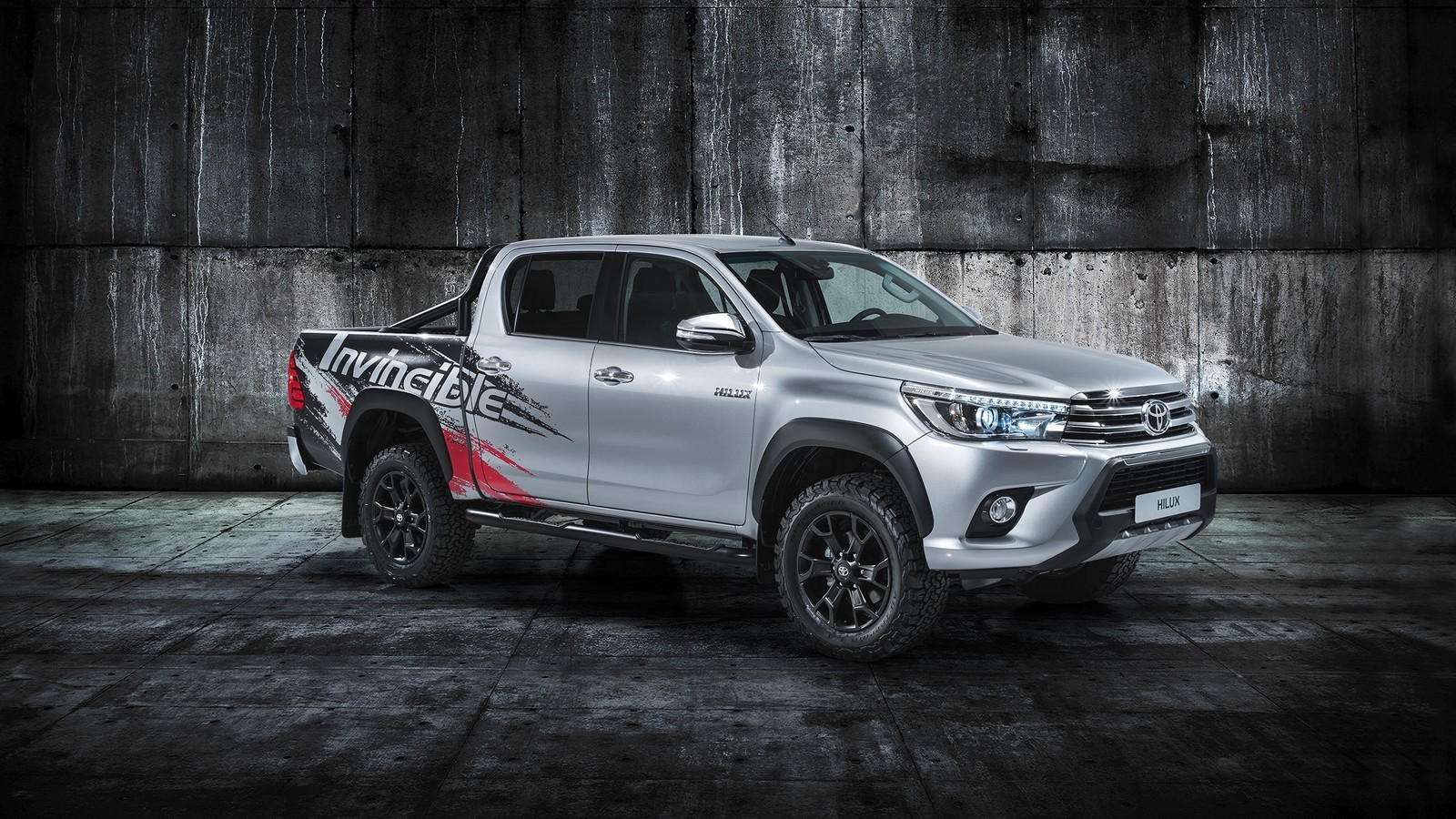 Foto de Toyota Hilux 'Invincible 50' (3/5)