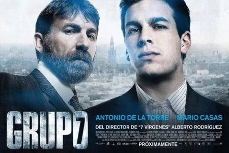 'Grupo 7', la mejor película española de 2012