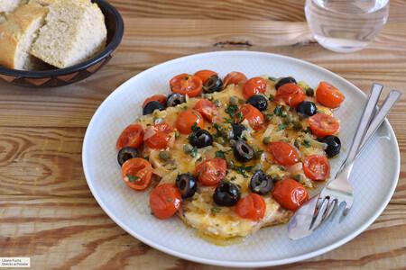 Emperador o pez espada a la siciliana: receta fácil y rápida de pescado con el sabor de Italia