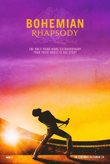 Resultado de imagen de bohemian rhapsody película
