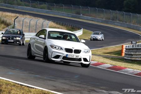 Así es una vuelta a Nürburgring Nordschleife en el BMW M2 y la hemos dado nosotros