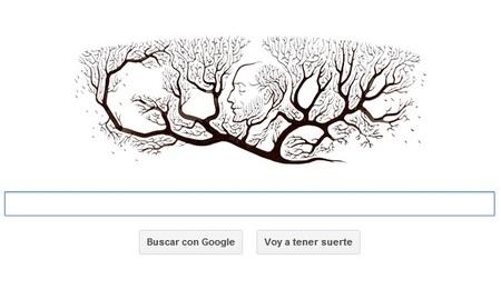 Google celebra el aniversario de Ramón y Cajal