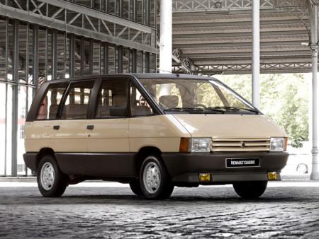Así de rebuscada puede ser la creación de un coche: la verdadera historia del Renault Espace