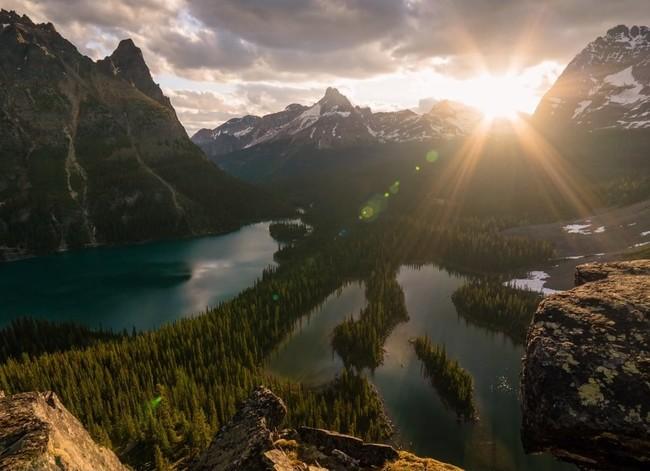 Canadá en 4k, tan impresionante que sin duda os dejará sin palabras
