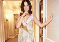 Julia Restoin Roitfeld será el nuevo rostro de H&M Conscious Exclusive Collection 2016