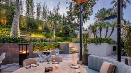 El restaurante Breathe Marbella apuesta por el diseño y la sostenibilidad para este verano