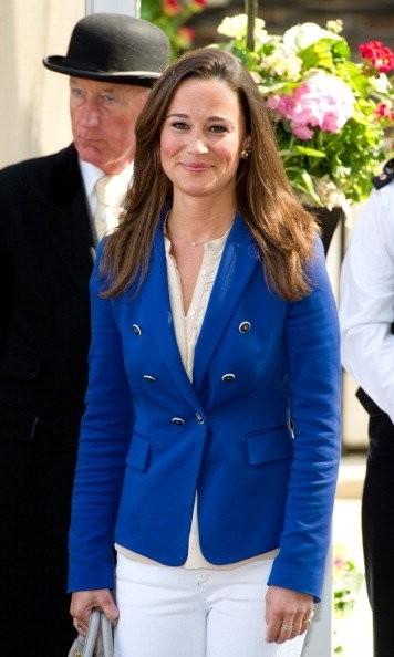 Pippa Middleton se apunta a la literatura con un libro de etiqueta, ¡qué glamour, osea!