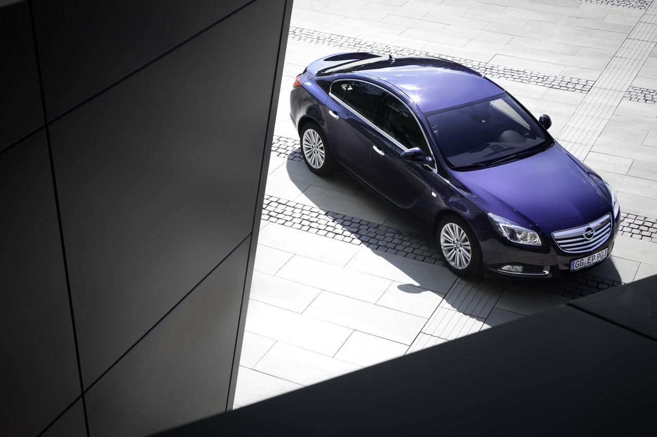 Foto de Opel Insignia 2012 (43/60)