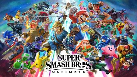 Super Smash Bros. Ultimate para Switch: el crossover más grande de la historia con TODOS los personajes de la saga