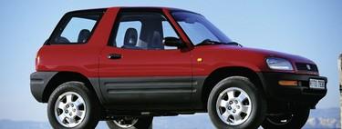 Celebramos el 25 aniversario de la invención del pionero de los SUV