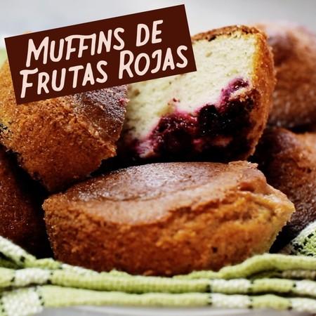 Muffinsfrutasrojas