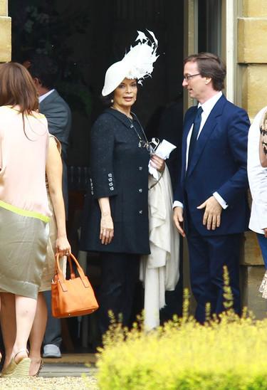 La boda de Jade Jagger: alto standing con un dress code informal