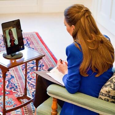 Kate Middleton estrena una blazer de Zara que ya está casi agotada