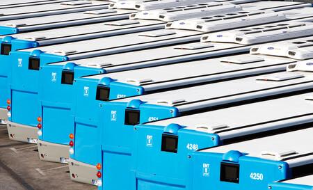 Madrid se despide de los autobuses diésel: el gas natural y la electricidad moverán la ciudad en 2023
