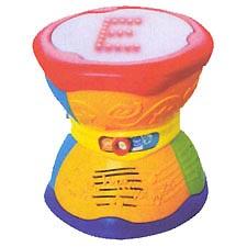 Tambor bilingüe de Cefa Toys